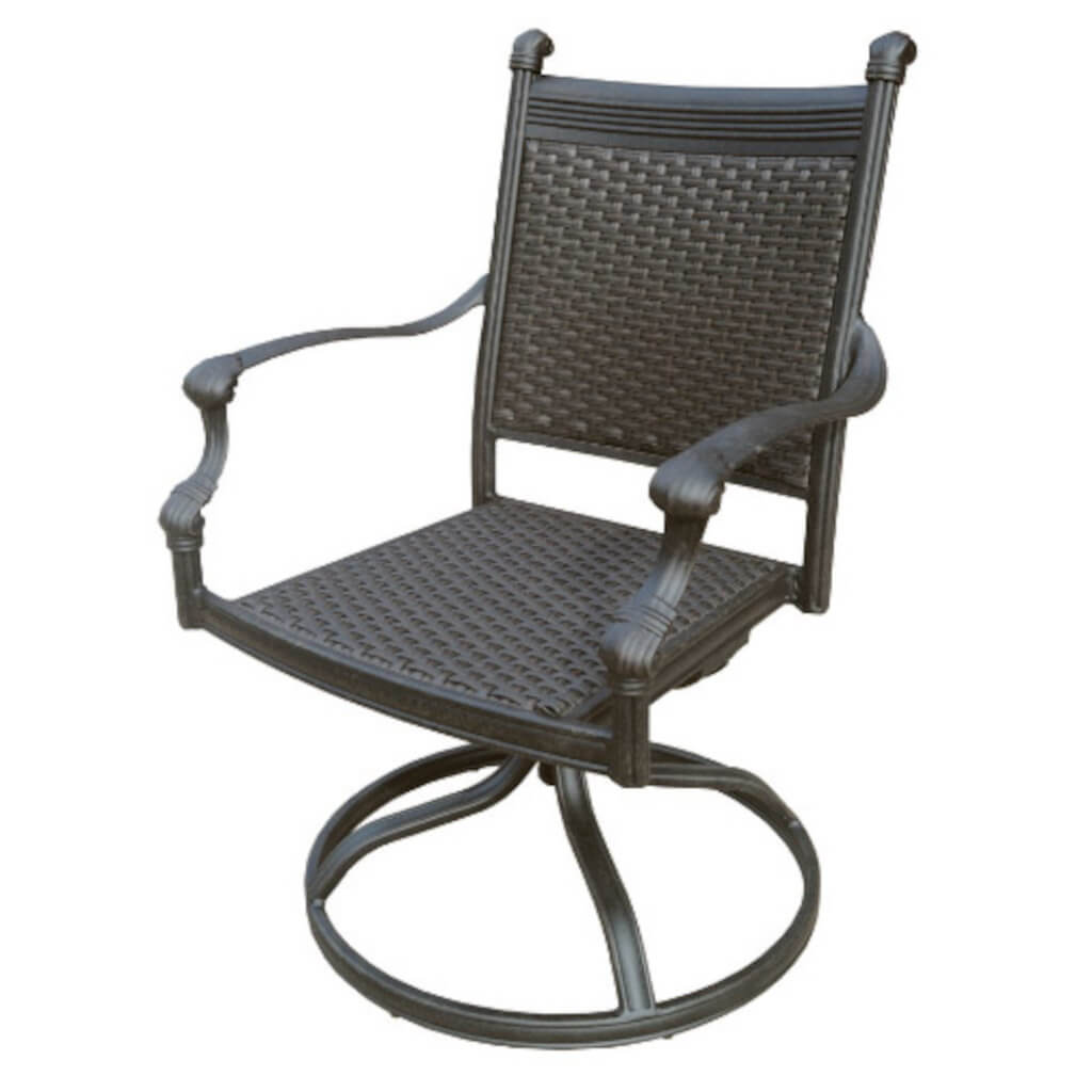 Hudson Swivel Dining Chair